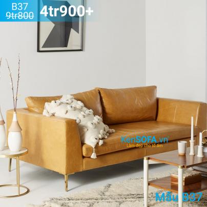 Ghế sofa băng B37