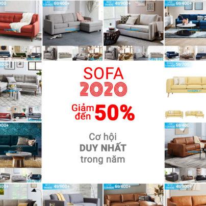 Bàn sofa, bàn trà cao cấp khuyến mãi 2020