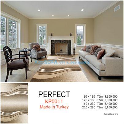 Thảm sofa cao cấp PERFECT KP0011