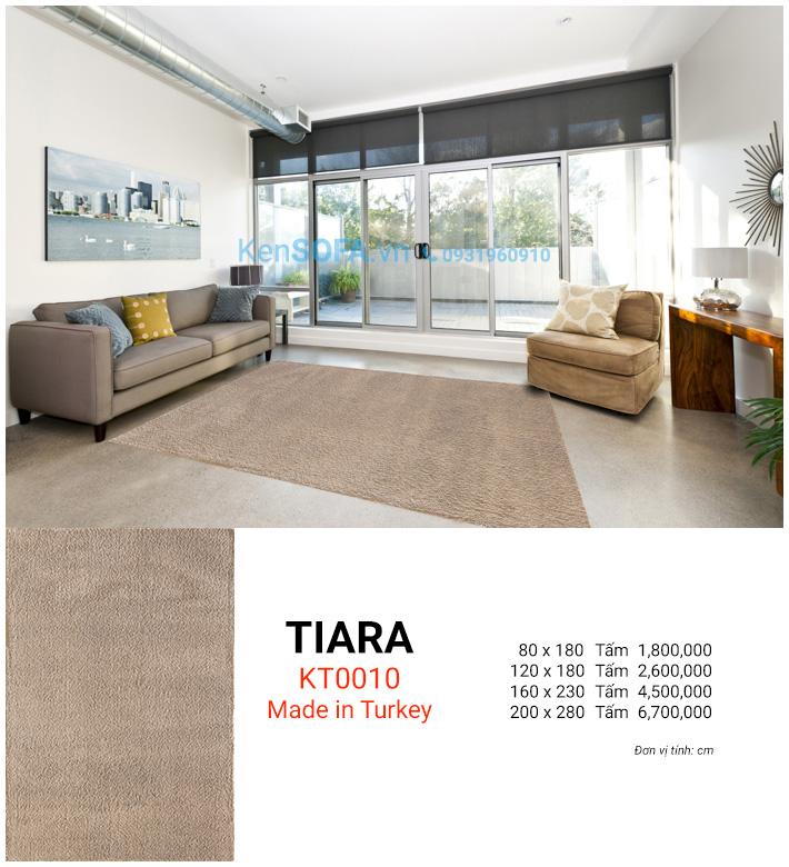 Thảm sofa cao cấp TIARA KT0010