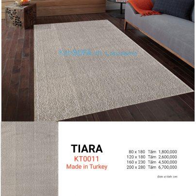 Thảm sofa cao cấp TIARA KT0011
