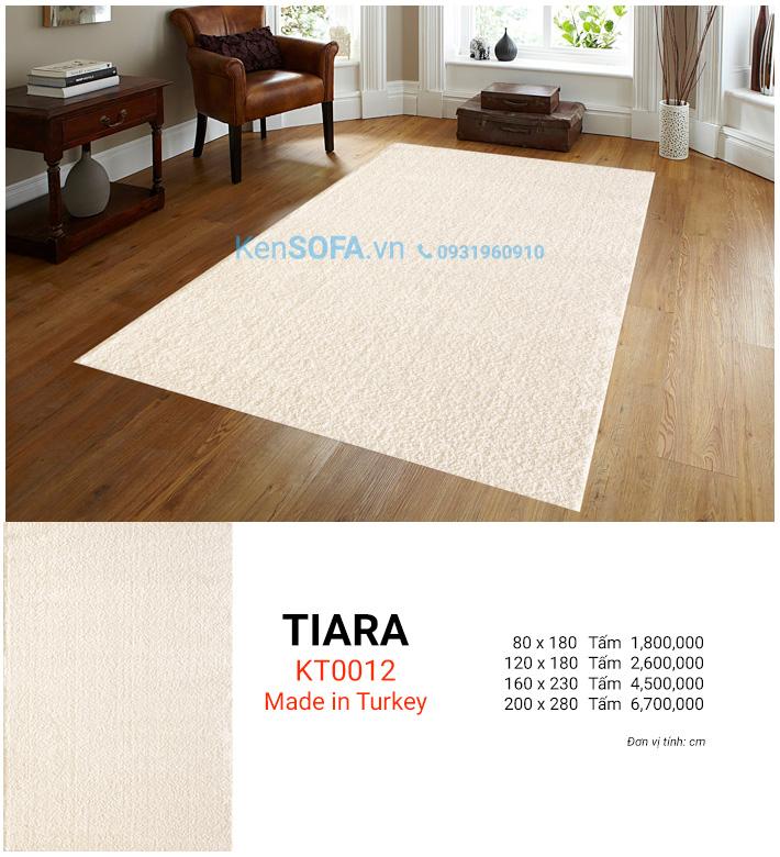 Thảm sofa cao cấp TIARA KT0012