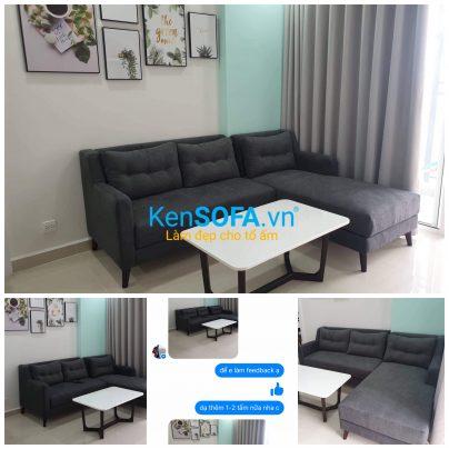 Chọn ghế sofa mini giá rẻ tại KenSOFA