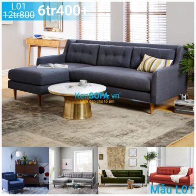 Một mẫu sofa chất lượng từ KenSOFA