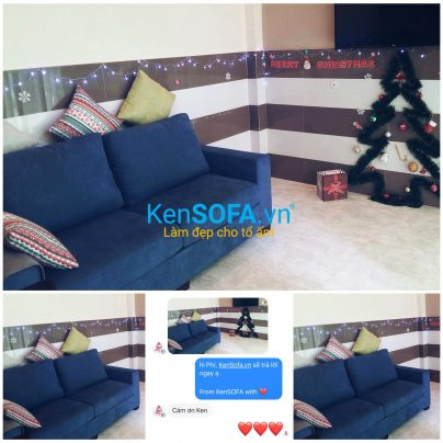 Ghế sofa băng B02