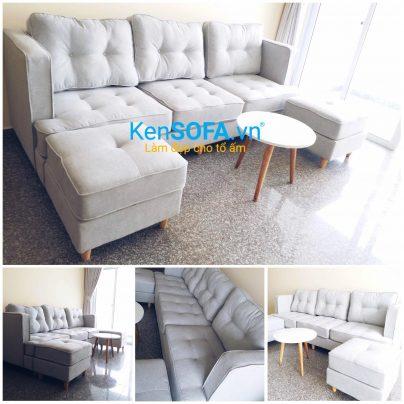 Ghế sofa băng B04