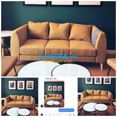 Ghế sofa băng B06