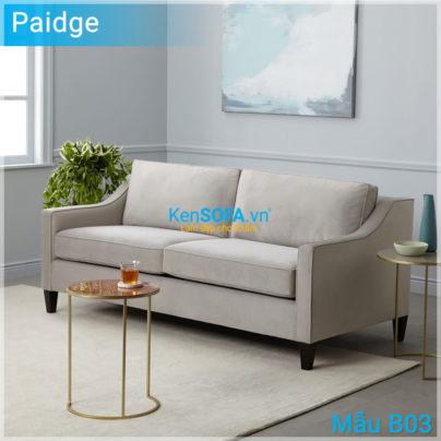 Sofa băng B03 Paige