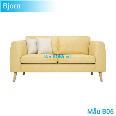 Sofa băng B06 Bjorn