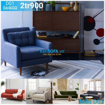 Ghế sofa đơn D01