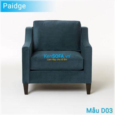 Sofa đơn D03 Paidge