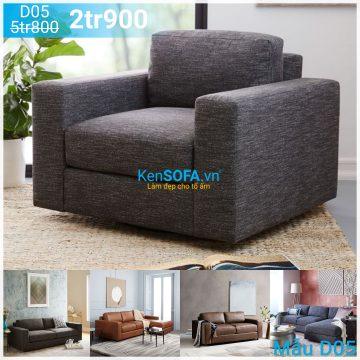 Ghế sofa đơn D05