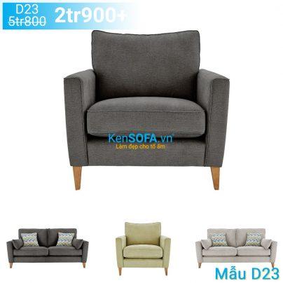 Ghế sofa đơn D23