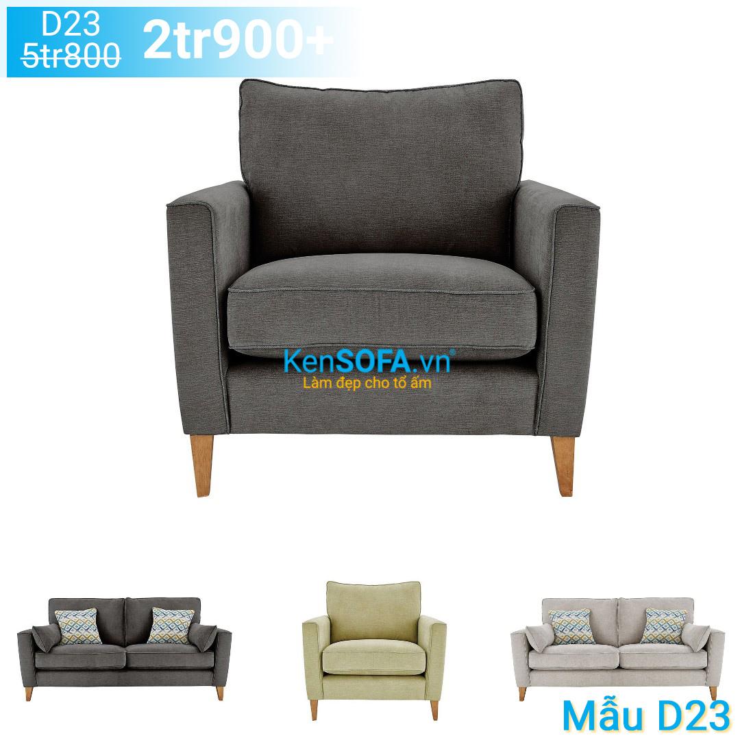 Sofa đơn D23 Copenhagen
