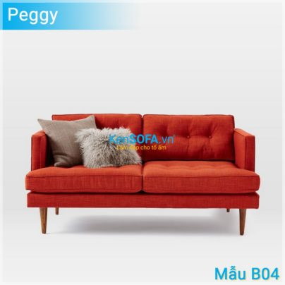 Sofa băng B04 Peggy