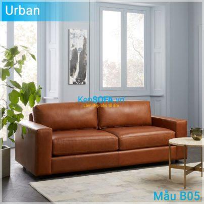 Sofa băng B05D Urban da