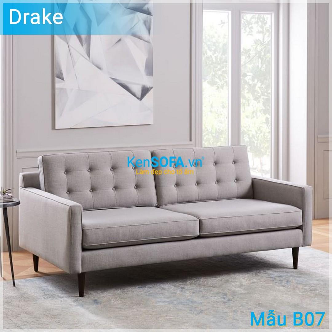 Sofa băng B07 Drake