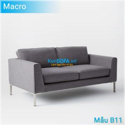 Sofa băng B11 Macro