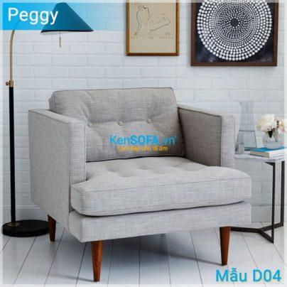 Sofa đơn D04 Peggy