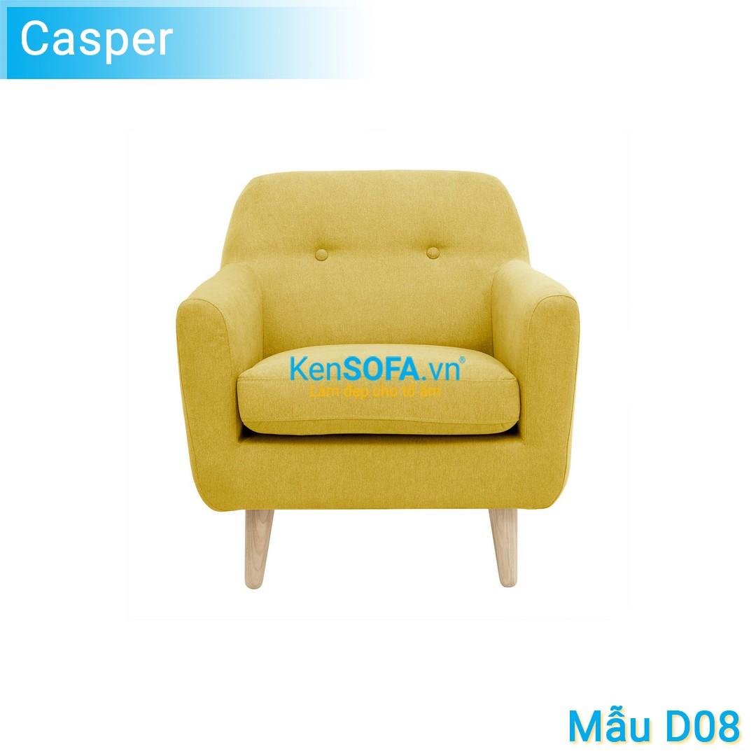 Sofa đơn D08 Casper