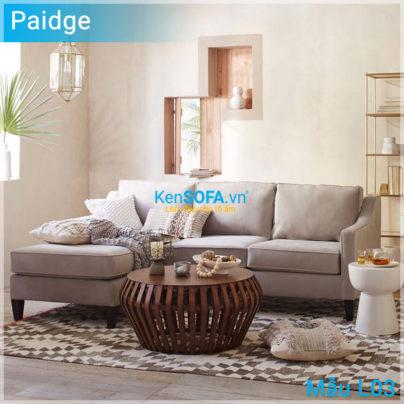 Sofa góc L03 Paidge