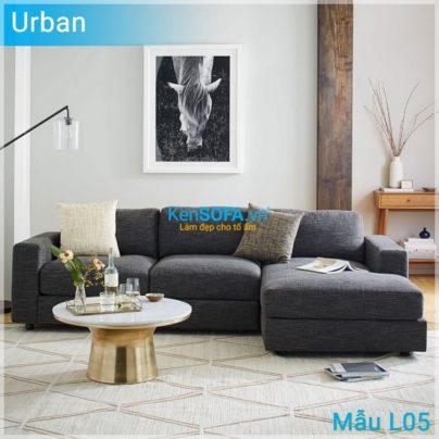 Sofa góc L05 Urban