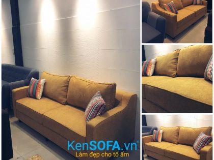 Ghế sofa băng B12