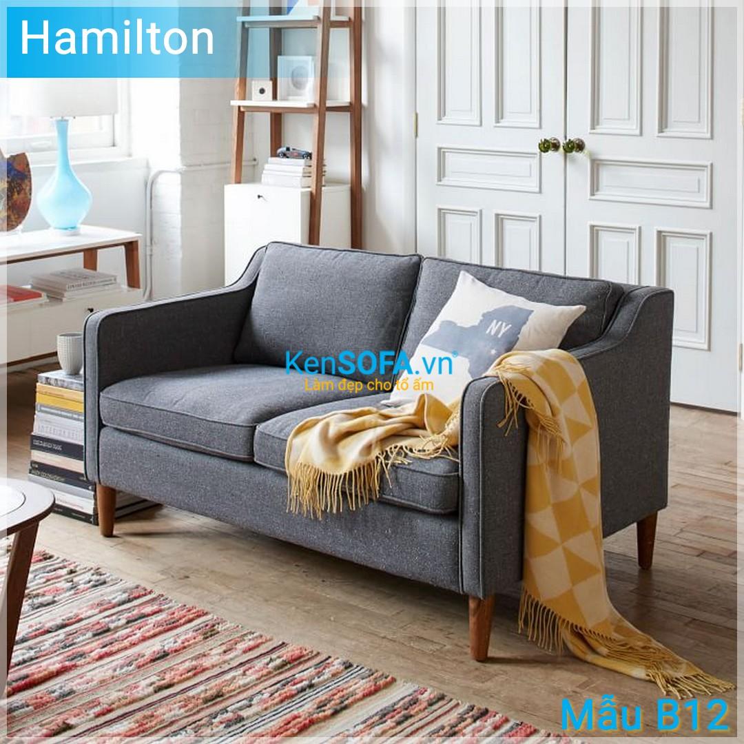 Sofa băng B12 Hamilton