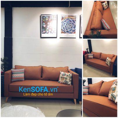 Ghế sofa băng B16