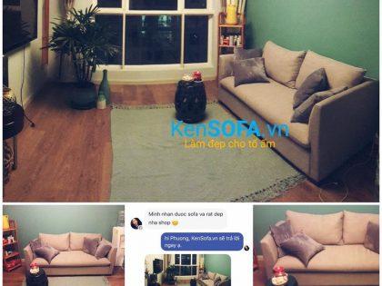 Ghế sofa băng B21