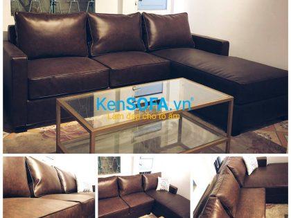 Ghế sofa góc L17
