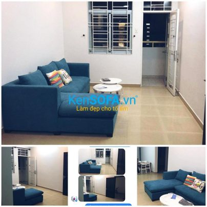 Ghế sofa góc L21