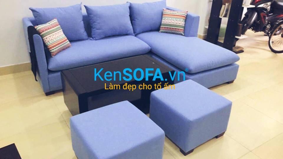 Sofa góc L21 Shelter