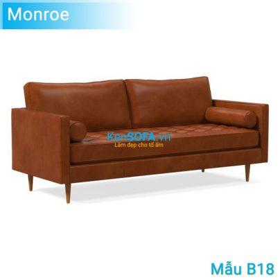 Sofa băng B18D Monroe da