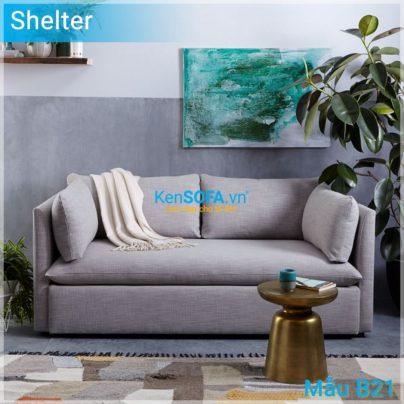 Sofa băng B21 Shelter