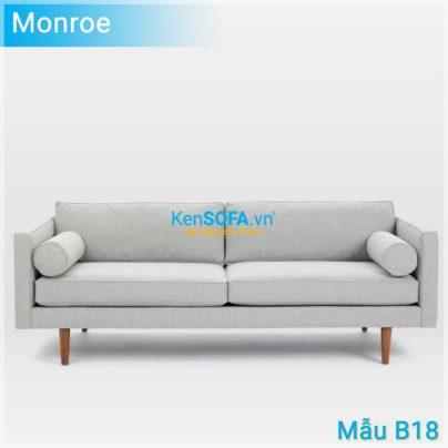 Sofa băng B18 Monroe