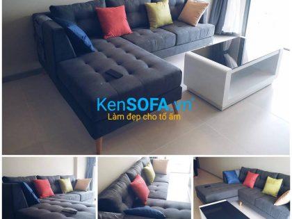 Ghế sofa góc L04