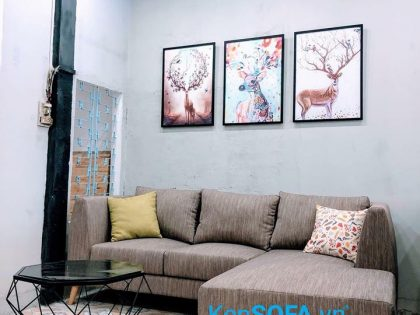Ghế sofa góc L06
