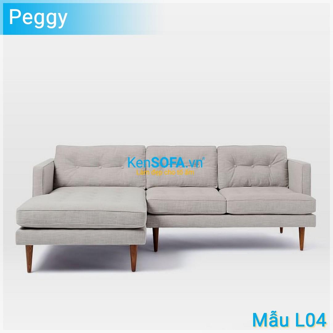 Sofa góc L04 Peggy