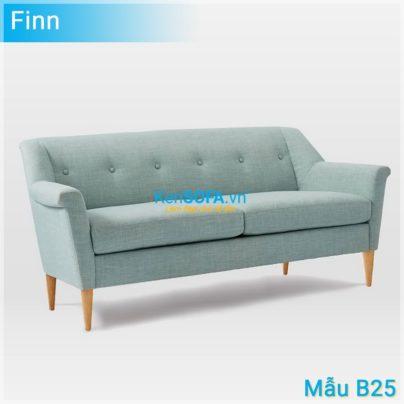 Sofa băng B25 Finn
