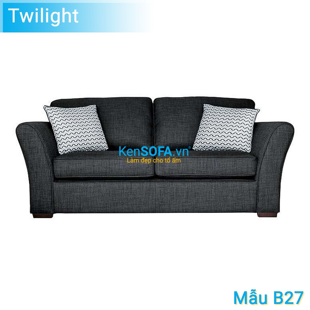 Sofa băng B27 Twilight