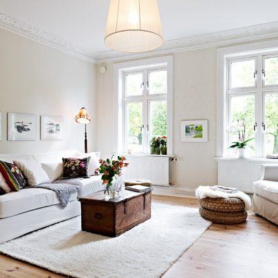 Phong cách Scandinavian - phong cách thiết kế đơn giản mà tinh tế