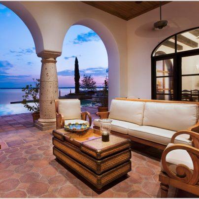 Phong cách Địa Trung Hải, nội thất Mediterranean là gì?