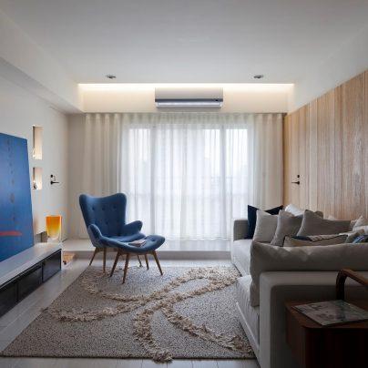 Phong cách hiện đại trong thiết kế nội thất là gì?