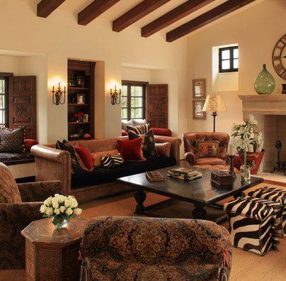 Phong cách đồng quê trong thiết kế nội thất là gì?