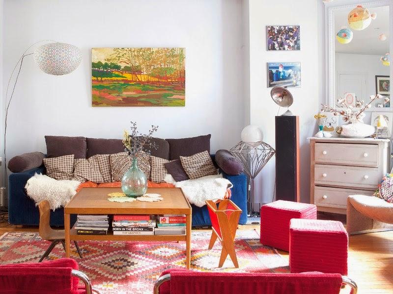 Phong cách Retro trong thiết kế nội thất là gì?