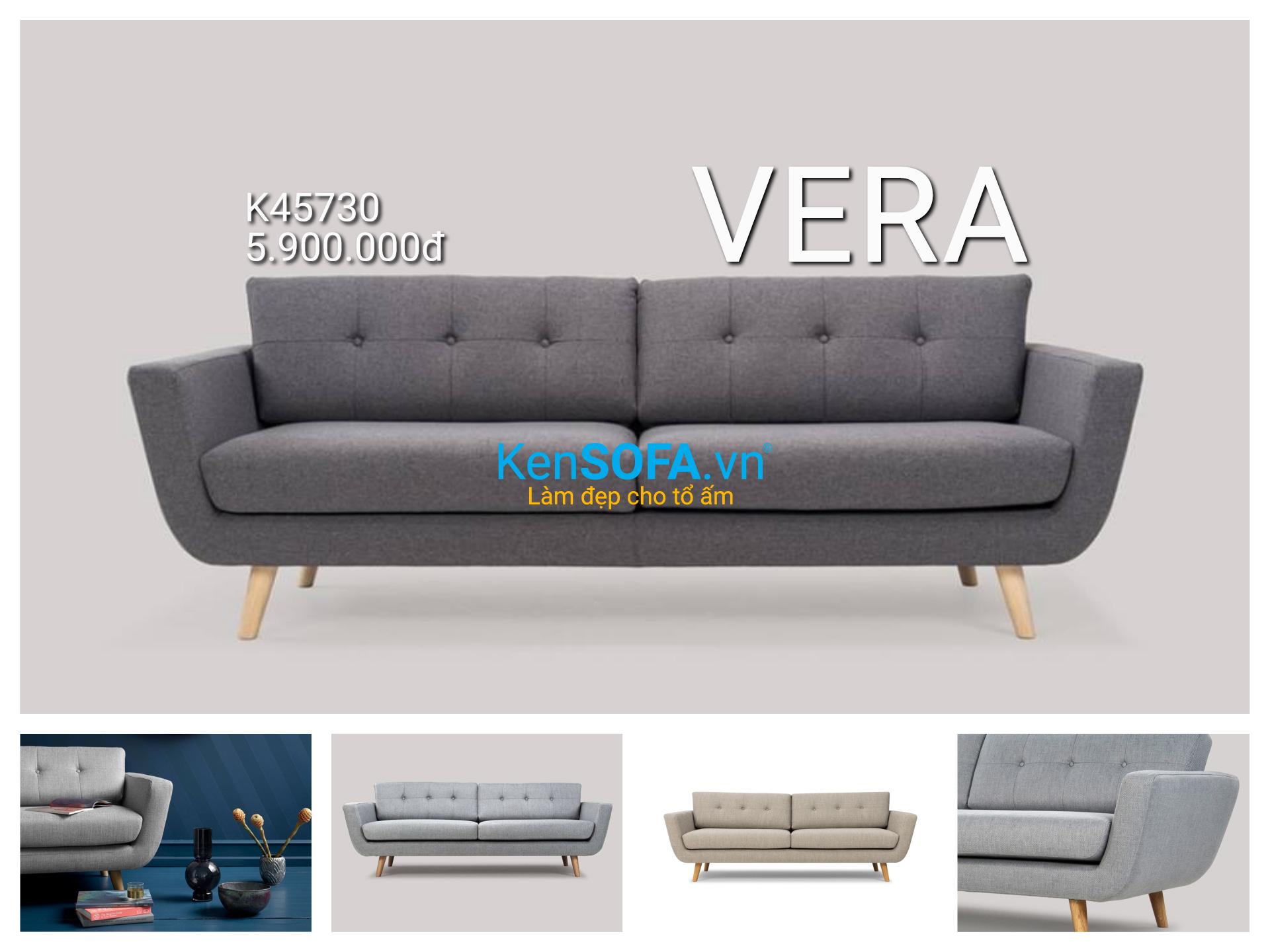 Ghế sofa băng K45730