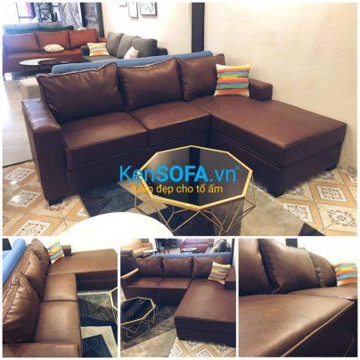 Sofa góc L05D Urban da