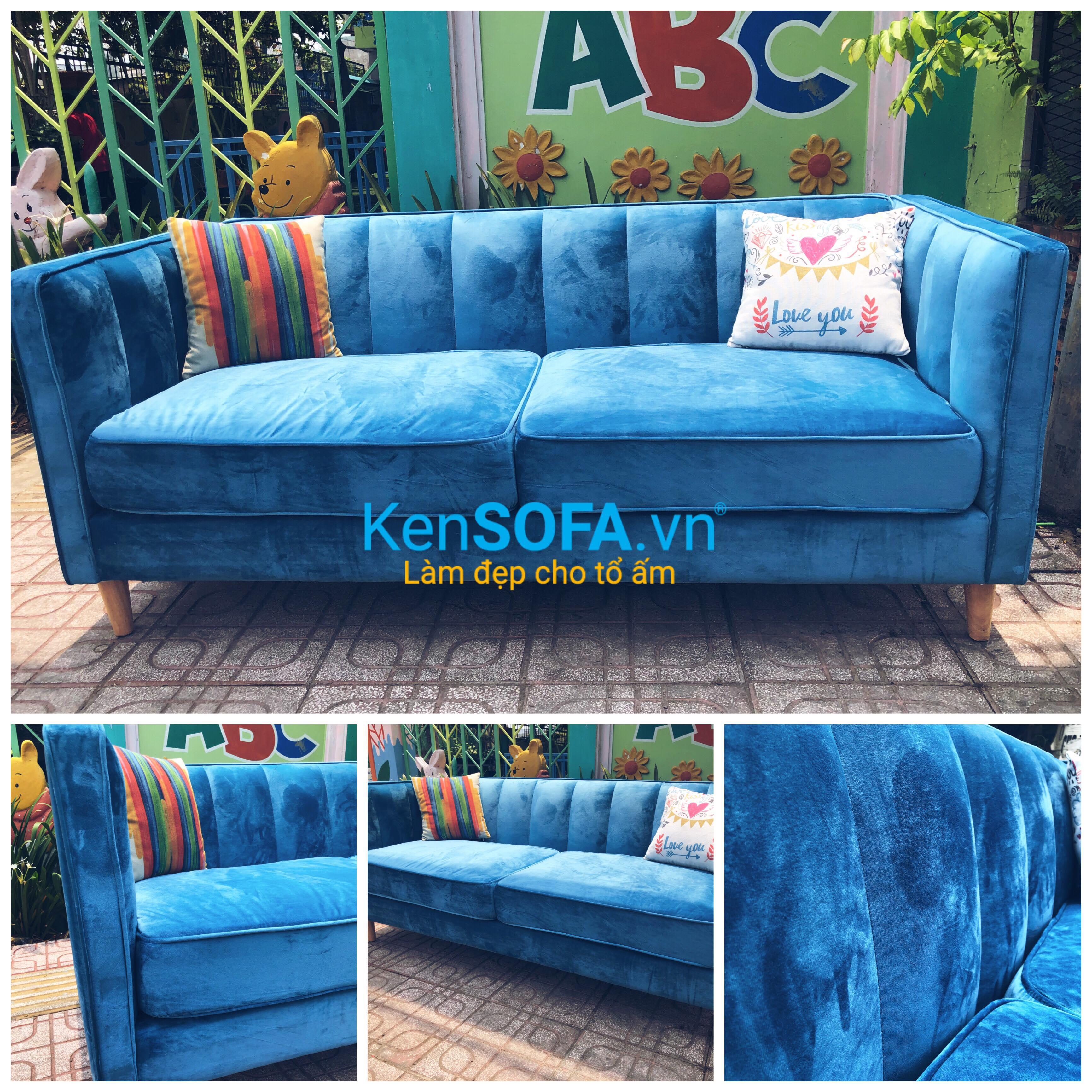 Sofa băng B34 Vienna