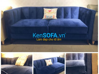Ghế sofa băng B34